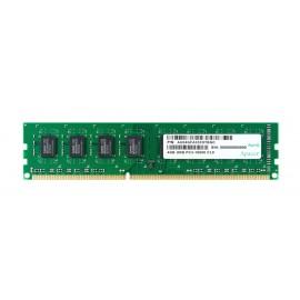 APACER Μνήμη DDR3 UDimm, 4GB, 1333MHz, PC3-10600