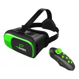 "ESPERANZA 3D VR glasses EGV300R για smartphone έως 6"", με BT controller"