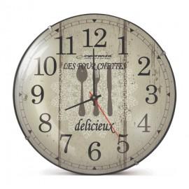 ESPERANZA Ρολόϊ τοίχου Paris EHC018P, 30cm