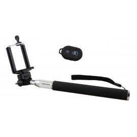 ESPERANZA Bluetooth Selfie stick EMM117, για smartphone/κάμερα, 20-100cm
