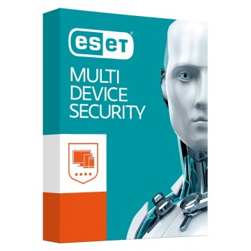 ESET Multi-Device Security 2018 Edition, 3 συσκευές, 1 έτος