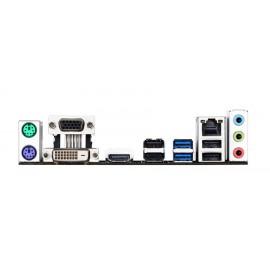 GIGABYTE Μητρική H110M-S2H, 2x DDR4, s1151, USB 3.0, HDMI, mATX