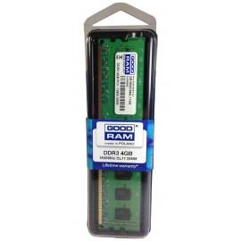 GOODRAM u-dimm μνήμη τύπου (256 X 8) DDR3, 4GB , 1600 MHZ, 12800