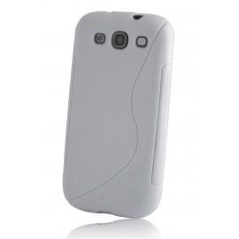 Θήκη TPU S για Samsung Galaxy S5, White