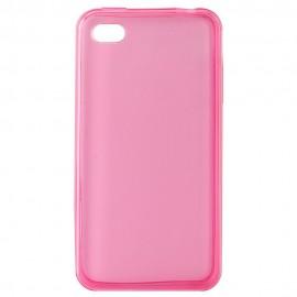 Θήκη TPU Ultra Slim 0,5mm για iPhone 4/4S, Pink