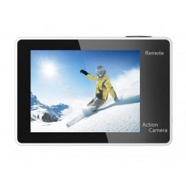 EKEN Action Cam H6s, Ultra HD 4K, 14MP, WiFi, EIS, Waterproof, Silver