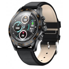 "HIFUTURE smartwatch HiGEAR, 1.3"", IP68, heart rate monitor, μαύρο"