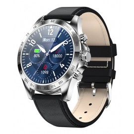 "HIFUTURE smartwatch HiGEAR, 1.3"", IP68, heart rate monitor, ασημί"