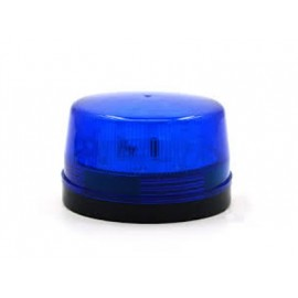 Strobe εσωτερικών & εξωτερικών χώρων, LED, 12V, Blue