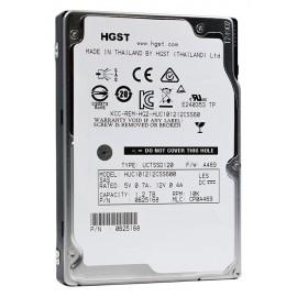 """HGST used SAS HDD HUC101212CSS600, 1.2TB, 10K RPM, 6Gb/s, 2.5"""""""