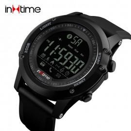 INTIME Smartwatch SW-V01, Pedometer, Remote Camera, αδιάβροχο