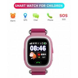 "INTIME smartwatch IT-041, 1.22"", GPS, ροζ"