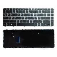 Πληκτρολόγιο για HP EliteBook 745 G3/840 G3, μαύρο