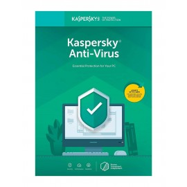 KASPERSKY Anti-Virus 2019, 3 συσκευές, 1 έτος, EU, key