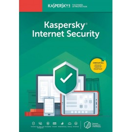 KASPERSKY Internet Security 2019, 3 Άδειες, 1 έτος, EU