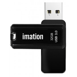 IMATION USB Flash Drive Nano Pro II KR03020006, 32GB, USB 3.0, μαύρο