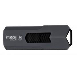IMATION USB Flash Drive Iron KR03020046, 32GB, USB 2.0, γκρι