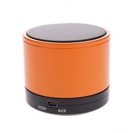 KISONLI Φορητό ηχείο K-S10, BT/SD/FM/Aux in, Handsfree, πορτοκαλί