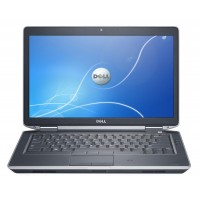 "DELL Laptop E6430, i7-3520M, 4GB, 120GB SSD, 14"", Cam, DVD-RW, REF FQC"