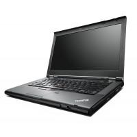"LENOVO Laptop T430, i5-3230M, 4GB, 320GB HDD, 14"", Cam, DVD-RW, REF FQ"