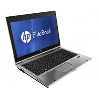 "HP EliteBook 2560p, i5-2520M, 4GB, 320GB HDD, 12,5"", Cam, DVD-RW, REF FQ"