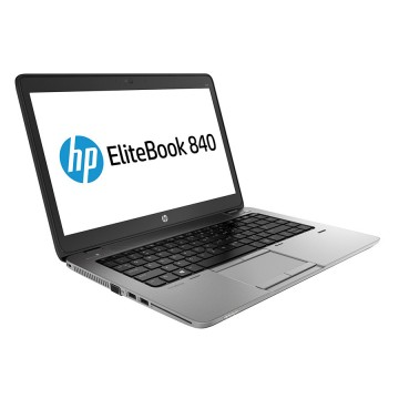 "HP used Laptop 840 G1, i5-4300U, 4GB, 180GB SSD, 14.1"", Cam, FQ"