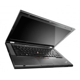 "LENOVO used Laptop ThinkPad T430, i5-3320M, 4GB, 128GB SSD, 14"", Cam, SQ"