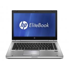 "HP used Laptop Elitebook 8470p, i7-3520M, 4/120GB SSD, 14"", DVD-RW, FQC"