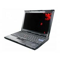"LENOVO Laptop X201, i5-520M, 4GB, 120GB SSD, 12.1"", Cam, REF SQ"