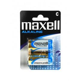 MAXELL SUPER Αλκαλική μπαταρία LR14, 1.5V, 2τμχ