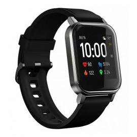 """HAYLOU Smartwatch LS02, 1.4"""" έγχρωμο, IP68, heart rate monitor, μαύρο"""