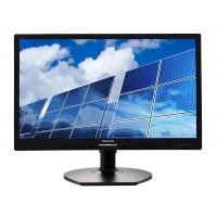 "PHILIPS used Οθόνη 221B, 21.5"" Full HD, DVI-D/VGA/USB, με ηχεία, SQ"
