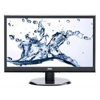 "AOC used LED οθόνη E2250SWDA, 21.5"" Full HD, VGA/DVI-D, με ηχεία, FQC"