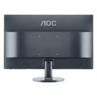 """AOC used οθόνη E2260SDA LED, 22"""" 1680x1050px, VGA/DVI-D, με ηχεία, SQ"""