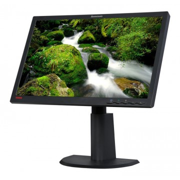 "LENOVO used οθόνη L2240PW LCD, 22"" 1680x1050px, VGA/DVI-D, FQ"