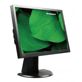 "LENOVO used Οθόνη L2440P LCD, 24"" 1920x1200, VGA/DVI-D/USB, μαύρο, FQ"