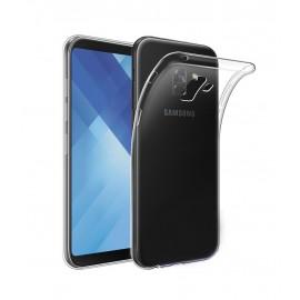 POWERTECH Θήκη Ultra Slim για Samsung Galaxy A8 Plus 2018, διάφανη
