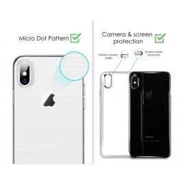 POWERTECH Θήκη Perfect Clear 1mm MOB-1341 για Samsung A40, διάφανη