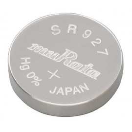 MURATA Μπαταρία λιθίου για ρολόγια SR927, 1.55V, No395/399, 10τμχ