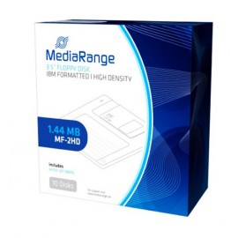 "MEDIARANGE Floppy disk MF-2HD 3.5"" 1.44ΜΒ, 10τμχ"