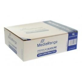 MEDIARANGE Pr.Αλκαλικές AAA  (LR03)  Συσ.4 τμχ