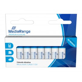 MEDIARANGE Premium Αλκαλικές μπαταρίες τύπου AAA LR03, 10τμχ