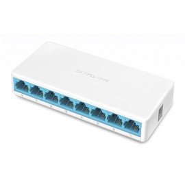 MERCUSYS Desktop Switch MS108, 8x 10/100 Mbps, Ver. 2