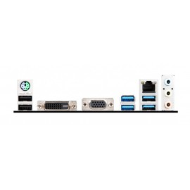 MSI Μητρική A320M PRO-E, 2x DDR4, AMD AM4, USB 3.1, mATX