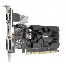 MSI VGA GeForce GT710, 2GB DDR3, PCI-E 2.0, HDMI/DL-DVI-D, 64bit, LP