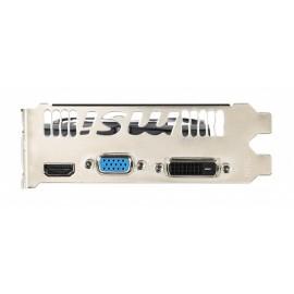 MSI VGA GeForce GT 730, 2GB DDR3, PCI-E 2.0, HDMI/DL-DVI-D, 64bit, OC