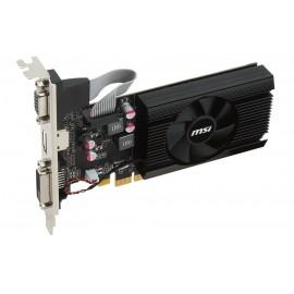 MSI VGA Radeon R7 240, 2GB DDR3, PCI-E 3.0, DirectX 11.2, 64bit, LP