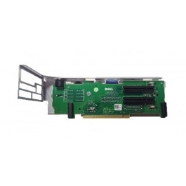 DELL used 2x PCI-E Riser Board for PowerEdge R710
