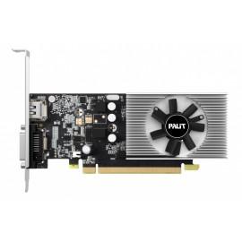 PALIT VGA GeForce GT1030, NE5103000646-1080F, GDDR5 2048MB, 64bit