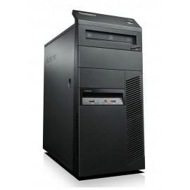 LENOVO SQR PC M91p MT, i3-2120, 4GB, 250GB HDD, DVD-RW, Βαμμένο